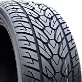 305/45R22 Tires - Fullway HS266 All-Season Performance Radial Tire-305/45R22 305/45/22 305/45-22 118V Load Range XL 4-Ply BSW Black Side Wall