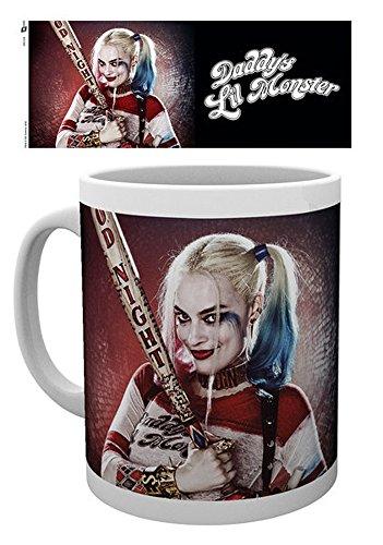 empireposter Suicide Squad - Harley Quinn - Keramik Tasse - Größe Ø8,5 H9,5cm