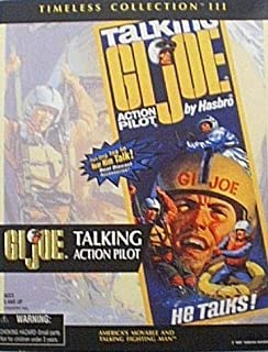 GI Joe Timeless Collection III TALKING ACTION PILOT 12