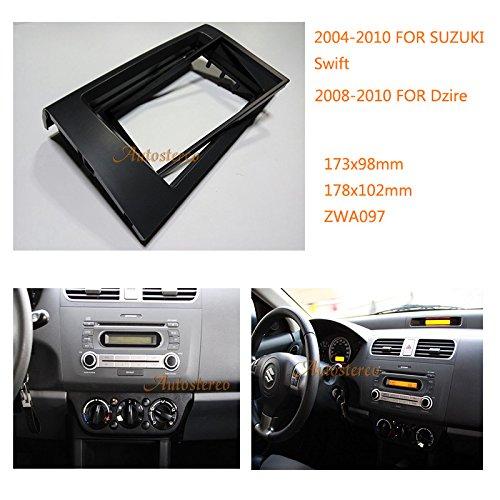 Autostereo Car Radio Fitting Kit installation fascia for SUZUKI Swift 2004-2010 Dzire 2008 Car