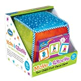 Think Fun Move and Groove Dance Game for Toddlers - Award...