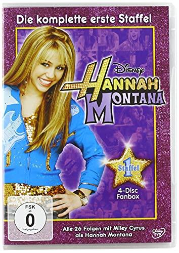 Hannah Montana - Die komplette erste Staffel [4 DVDs]