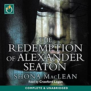 The Redemption of Alexander Seaton                   By:                                                                                                                                 S. G. MacLean                               Narrated by:                                                                                                                                 Crawford Logan                      Length: 13 hrs and 6 mins     424 ratings     Overall 4.2