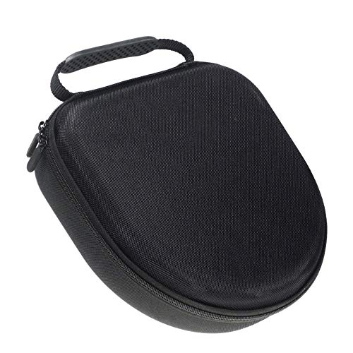 luning Earphone Storage Bag Portable Hard Shell Headphone Case for AirPods Max with Mesh Pocket advantageous