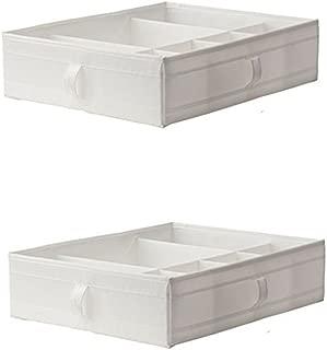 Best ikea white storage box unit Reviews