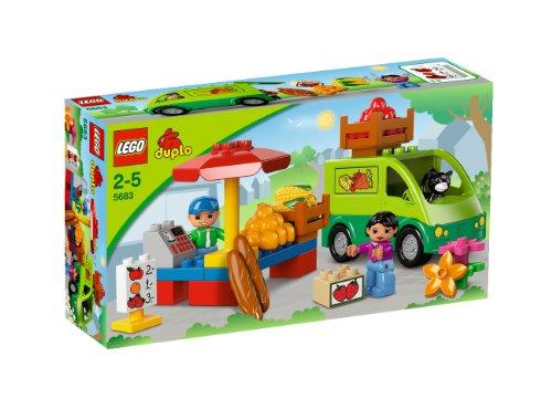 Lego 5683 - DUPLO Town 5683 Marktstand