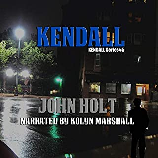 Kendall audiobook cover art