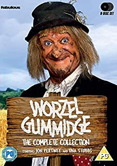 Worzel Gummidge - The Complete Collection