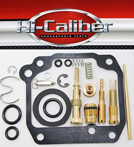 Quality Carburetor Carb Rebuild Repair Kit for the 1983-1987 Suzuki ALT LT 125 Quadrunner ATVs