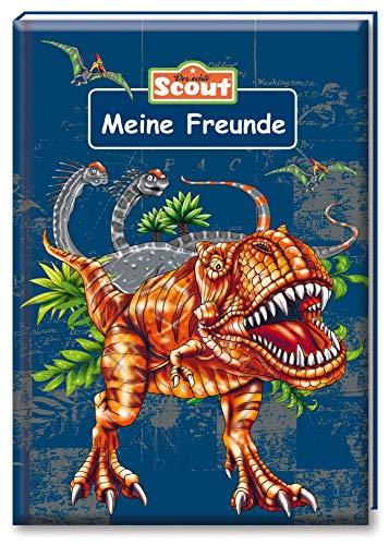 Scout - Meine Freunde: Dinos (Scout Freundealben)