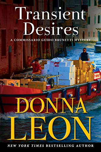 Image of Transient Desires: A Commissario Guido Brunetti Mystery (The Commissario Guido Brunetti Mysteries, 30)