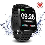 Surpro Smart Watch Heart Rate ...