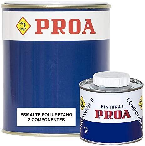 BARNIZ POLIURETANO DOS COMPONENTES BRILLANTE. Excelente adherencia para pintar sobre hierro, azulejo, fibra, cristal.