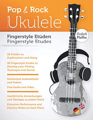 Fingerstyle Etüden - Fingerstyle Etudes