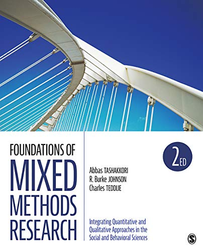 Foundations of Mixed Methods Research: Integrating Quantitative and Qualitative Approaches in the Social and Behavioral Sciences (Applied Social Research Methods) (English Edition)