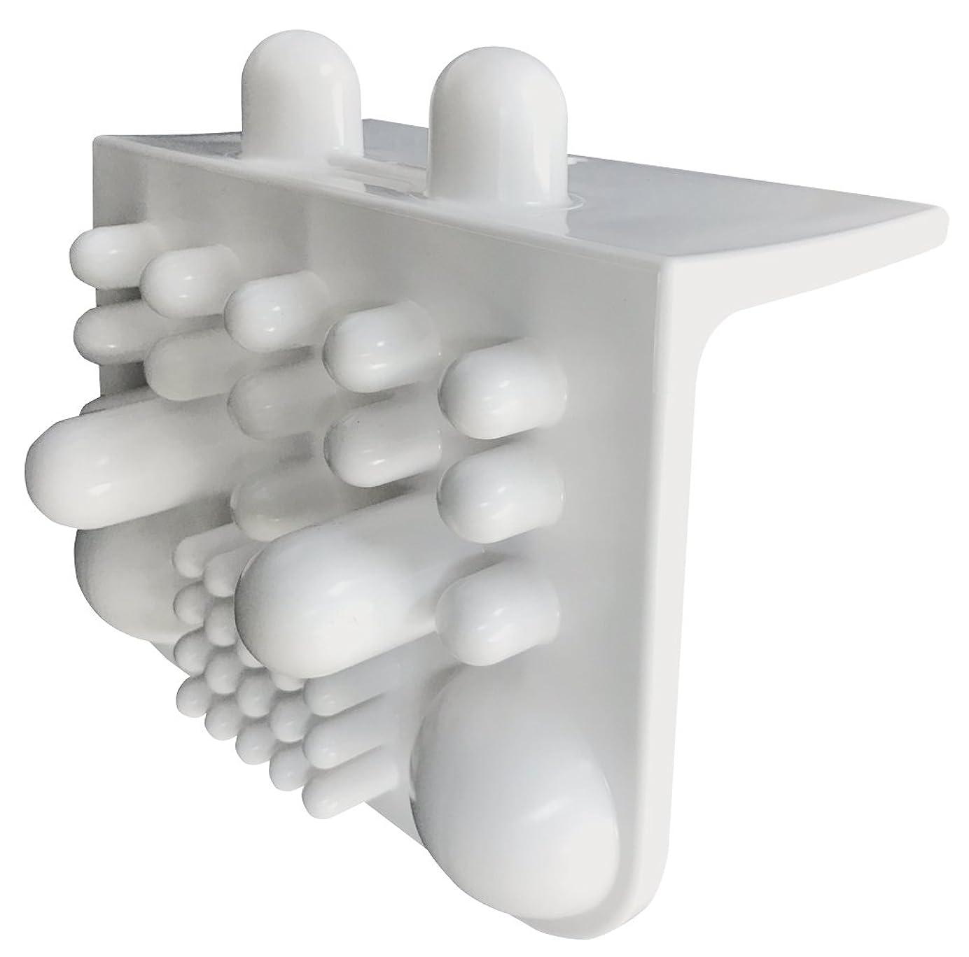 辞書工業用クリーナーバスキュート ホワイト