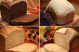 Heritage Collection, Bread Machine Mixes (for oven also) (San Fran Sourdough, Peasant Sourdough, Black Russian, New York Rye)