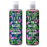 Faith In Nature Lavender and Geranium Shampoo and Conditione