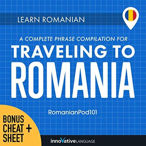 Learn Romanian cover art