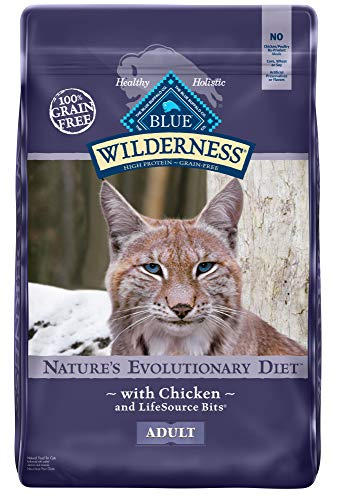Blue Buffalo Wilderness High Protein Grain Free Adult Dry Cat Food