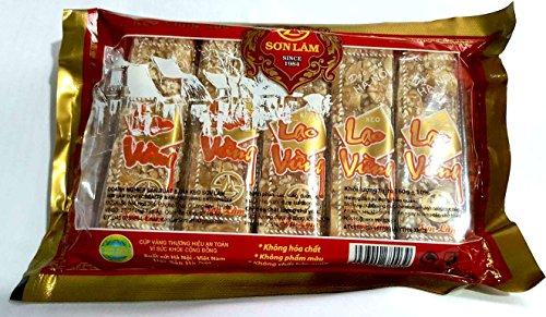 Vietnamesische Sesam-Erdnuss schnitte, Keo lac vung