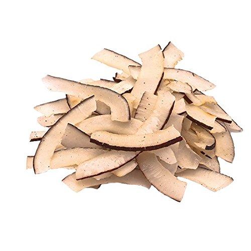 Bio Kokos Smilies (dicke Chips mit Haut) 10 kg Karton EUR ab 9,99/kg