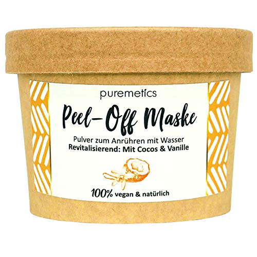 puremetics Zero Waste Peel-Off Maske