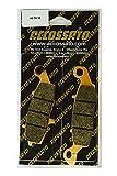 Accossato Pastiglia freno AGPA94ZXC, KAWASAKI  ER-6N 650 RIGHT, 650 (2006-2012)