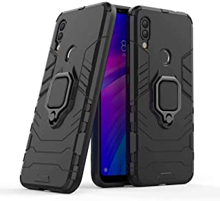 Wuzixi Case for Oppo A73 5G. Sturdy and Durable, Built-in Kickstand, Anti-Scratch, Shock Absorption, Durable, Cover for Op...