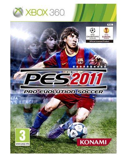 Gra XBOX360/Pro Evolution Soccer 2011