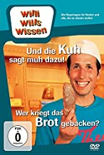 Die Kuh Sagt Muh Dazu/Wer Kriegt d.Brot Gebacken [Import allemand]