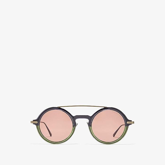 Bottega Veneta  BV0243S (Violet) Fashion Sunglasses