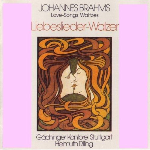 Flammenauge, Dunkles Haar (Neue Liebeslieder-Walzer, Op. 65 Nr.1-15 - Für Vierstimmigen Chor Und Klavier Zu Vier Händen)
