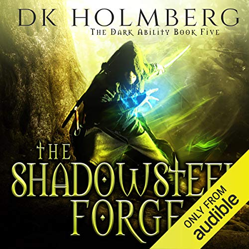 Couverture de The Shadowsteel Forge