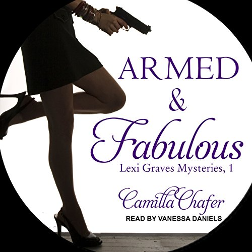 Armed and Fabulous audiobook cover art