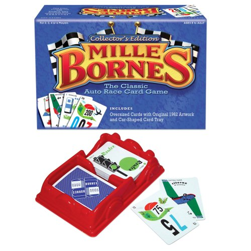 Winning Moves Mille Bornes Collectors Edition by