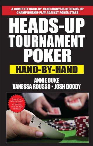Heads Up Tournament Poker
