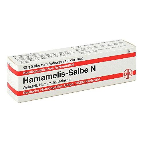 DHU Hamamelis-Salbe, 50 g Salbe