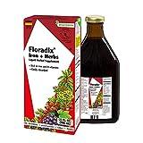 FLORA - Floradix Iron & Herbs, Vegetarian, Liquid, by Salus, 23 Fl Oz