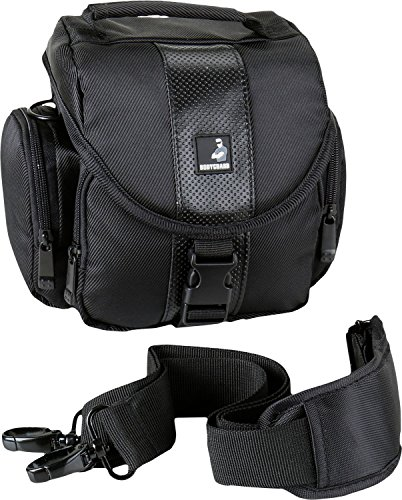 Estuche cámaras compactas avanzadas y de Sistema Adecuado para Panasonic DMC-FZ72 DMC-FZ200 DMC-FZ300 DMC- FZ1000 Sony DSC-H300 DSC-HX300V DSC-HX400V DSC-HX60 Nikon coolpix B500 B700 L840 y más