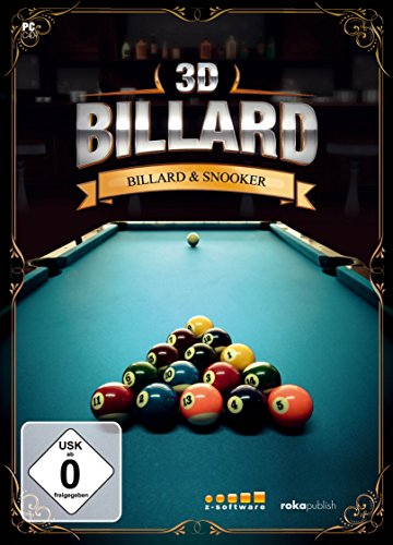 3D Billard - Billard & Snooker (PC)