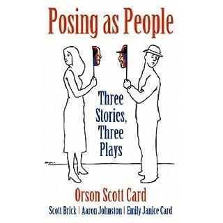 Posing as People cover art