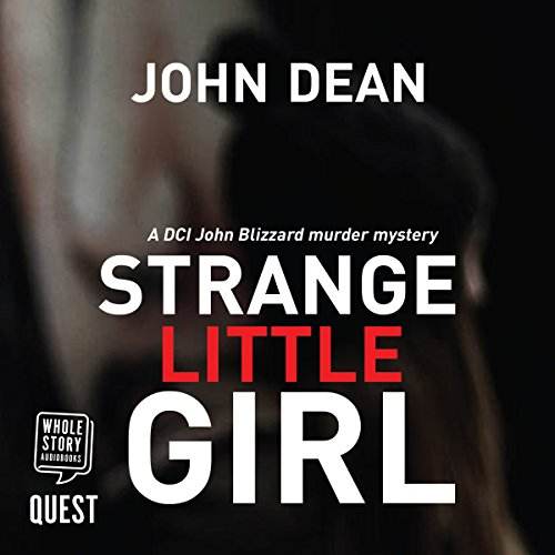 Strange Little Girl audiobook cover art