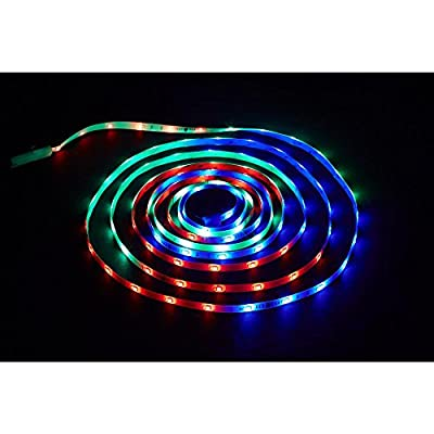 18 FT. Color Changing Flex Tape Light Kit with Remote