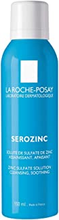 La Roche-Posay Serozinc Face Toner for Oily Skin with Zinc, 5 Fl. Oz.