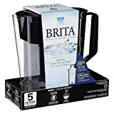 Brita Soho Black Pitcher Water Filtration System