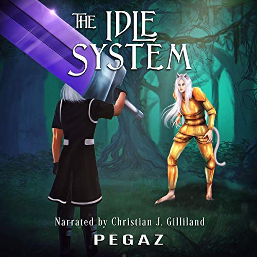 The Idle System: The War Audiobook By Pegaz cover art