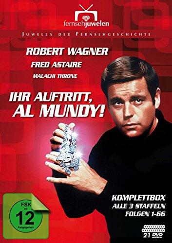Ihr Auftritt, Al Mundy! - Komplettbox (Alle 3 Staffeln / Folgen 1-66) - Fernsehjuwelen [21 DVDs]