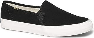 Keds Women's Double Decker Suede/Faux Shearling Cx Sneaker