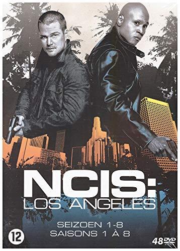 NCIS Los Angeles - Die komplette Staffel 1 + 2 + 3 + 4 + 5 + 6 +7 + 8 (48 DVD Komplettbox Staffel 1-8)